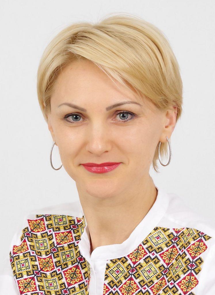 Lyubov Slavatynska